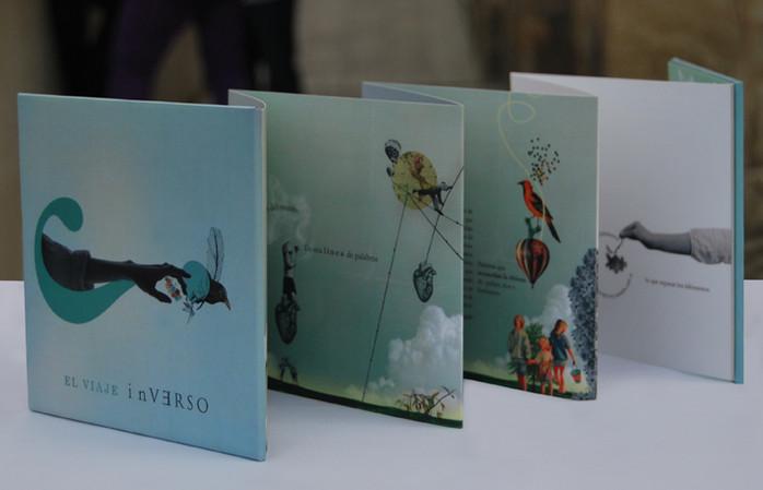 El viaje inVerso | Amalia Pereira · Juan Carlos Bertorelli