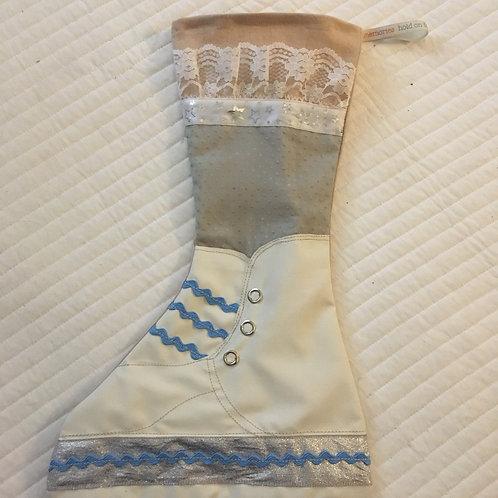 Saucy Christmas Stockings - 'Sneaker Queen'