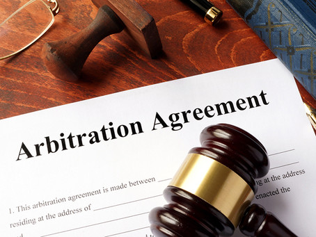 Restricting Mandatory Arbitration Agreements in Sexual Harassment Cases