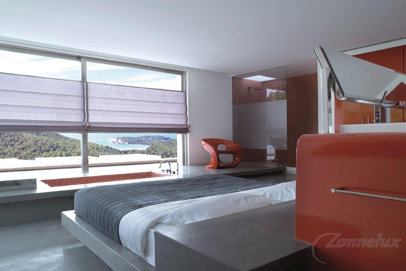 vouwgordijn-slaapkamer