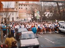 1995 - départ du 15km de Neuville