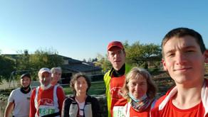 Trails et Triathlon du 17/18 octobre