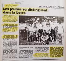 1991 - Compétition à Sorbiers