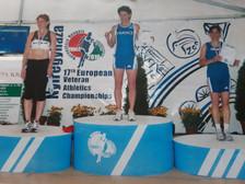 2009 - Chp. Europe Vétéran