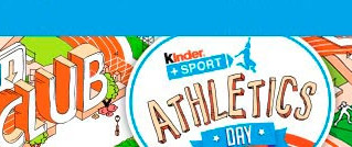 Kinder+Sport Athletics Day
