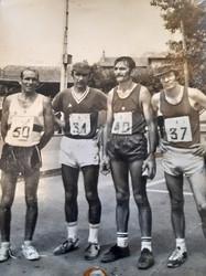 1972 - Départ du 20km Neuville