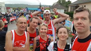Championnat de France de trail à Rouffach