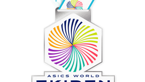 "Asics World Ekiden 2020 ""connecté"" !"