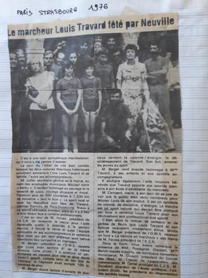 1976 - Paris Strasbourg