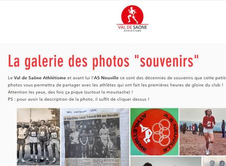 """La galerie photo """"vintage"""""""