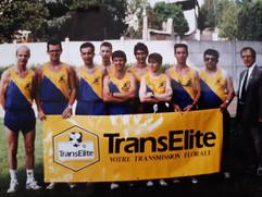 1993 - Equipe de la Course Napoléon