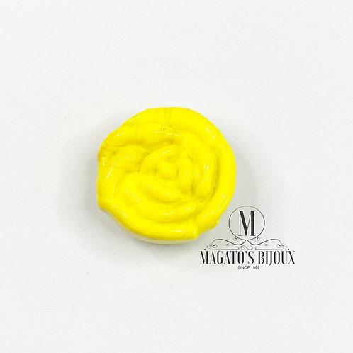 Flor de Murano - Amarela