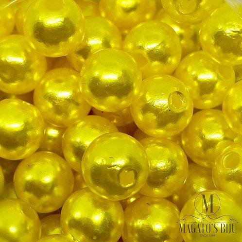 Pérola Amarela ABS Nº 8