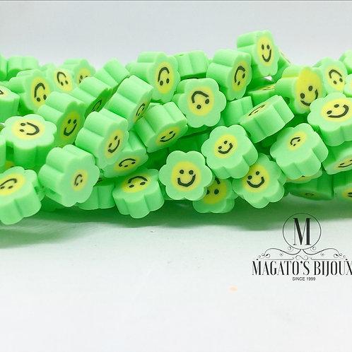 Fimo Smile Verde
