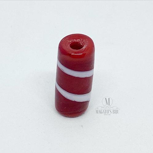 Firma Vermelha c/ Branco Mesclada M