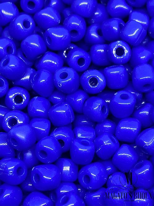 Miçanga Acrílica Azul Royal