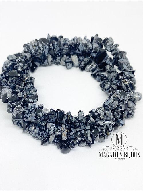 Cascalho Obsidiana Nevada
