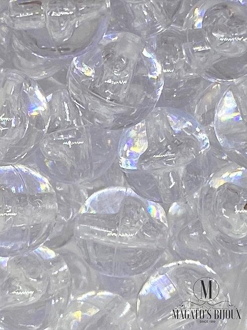 Bolinhas de Plástico Transparente N 04