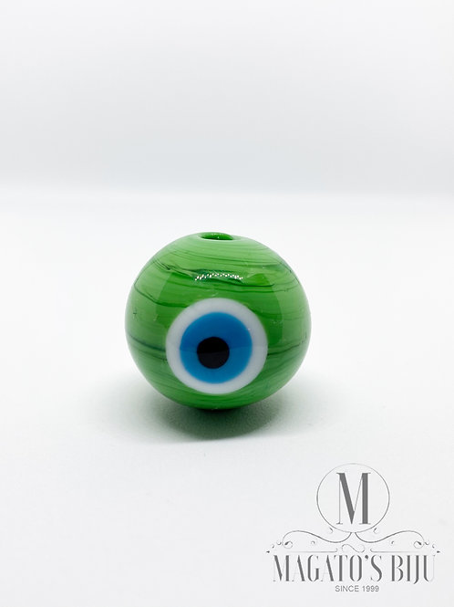 Bola Olho Grego Verde (G)