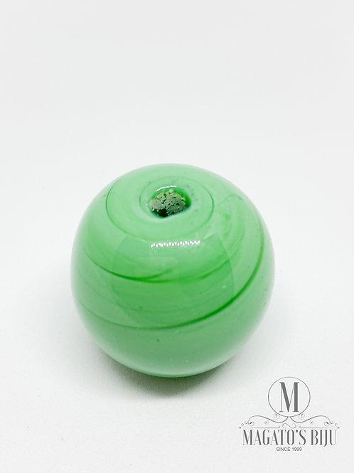 Bola Verde Leitosa