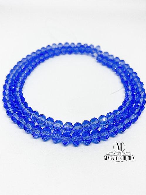 Fio de Cristal Azul 02 N° 06