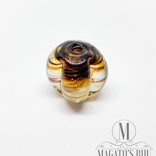 Pitanga Mesclada Preta c/ Cristal