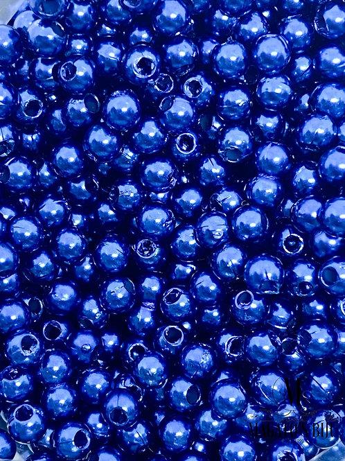 Pérola Azul Marinho ABS N°6