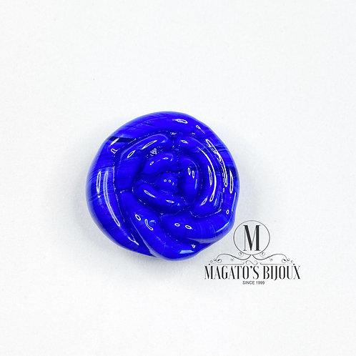 Flor de Murano - Azul Royal