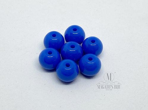 Bolinha de Porcelana Azul 01