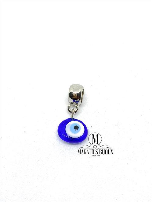 Berloque Olho Grego de Murano