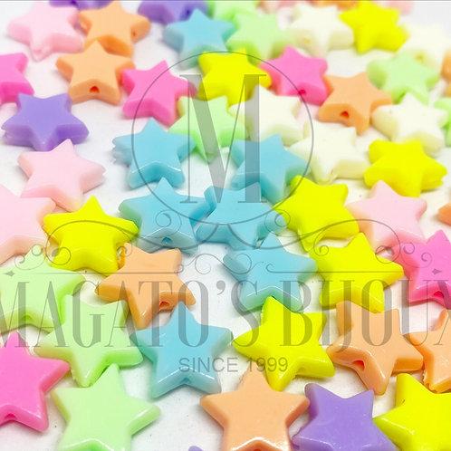 Contas de Estrelas Sortidas