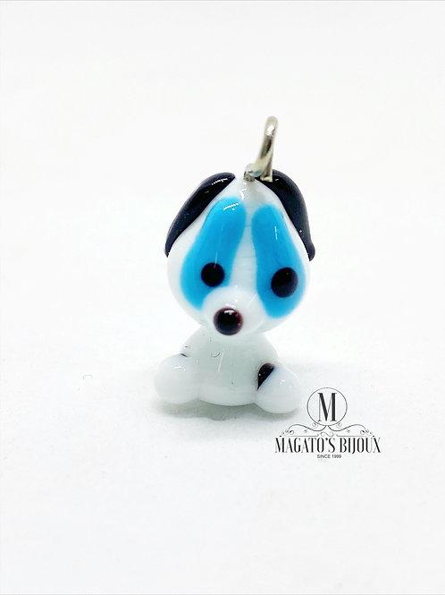 Pingente Cachorrinho - Murano