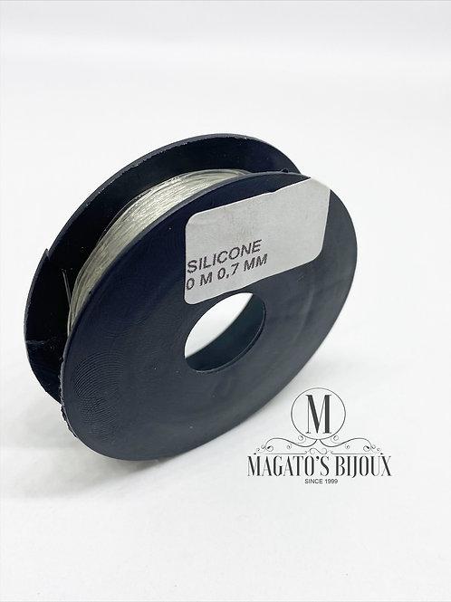 Elástico de Silicone Nº07
