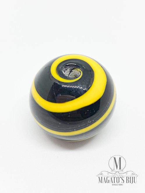 Bola Preta c/ Amarelo