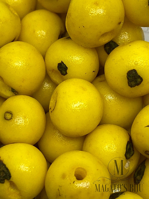 Sementes de Açaí Amarela
