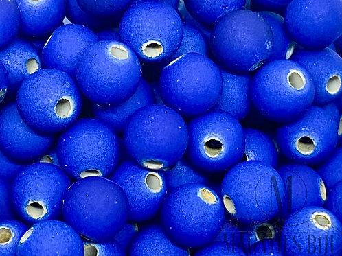 Bolinha Emborrachada Azul Marinho Nº 12