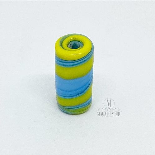 Firma Amarela e Azul Mesclada M