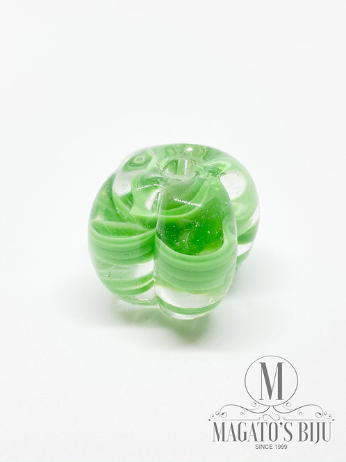 Pitanga Mesclada Verde c/ Cristal