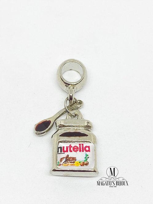 Berloque Pote de Nutella
