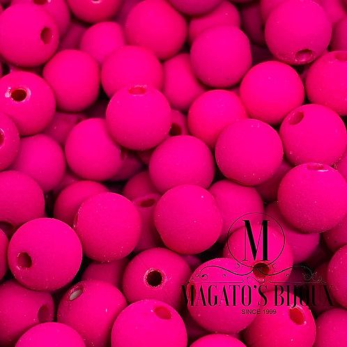 Bolinha Emborrachada Pink N° 06
