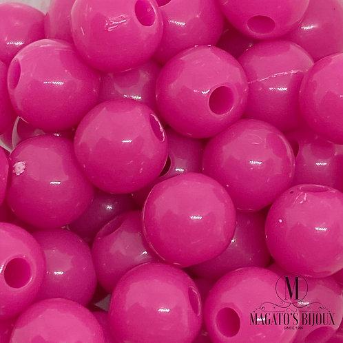 Bolinhas de Plástico Pink N 08
