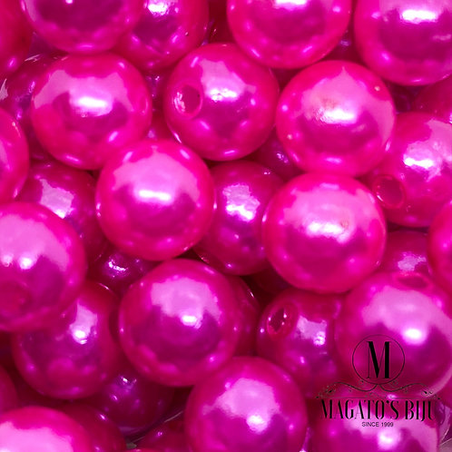 Pérola Rosa Pink ABS Nº 8