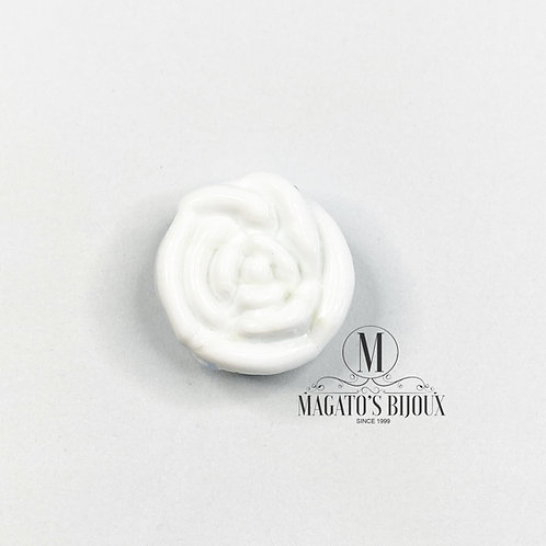 Flor de Murano - Branca