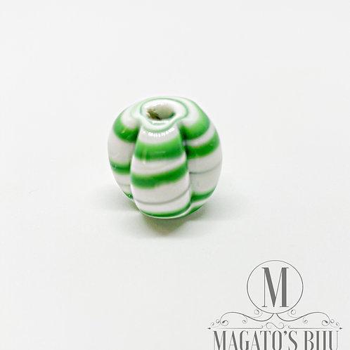 Pitanga Mesclada Verde e Branca