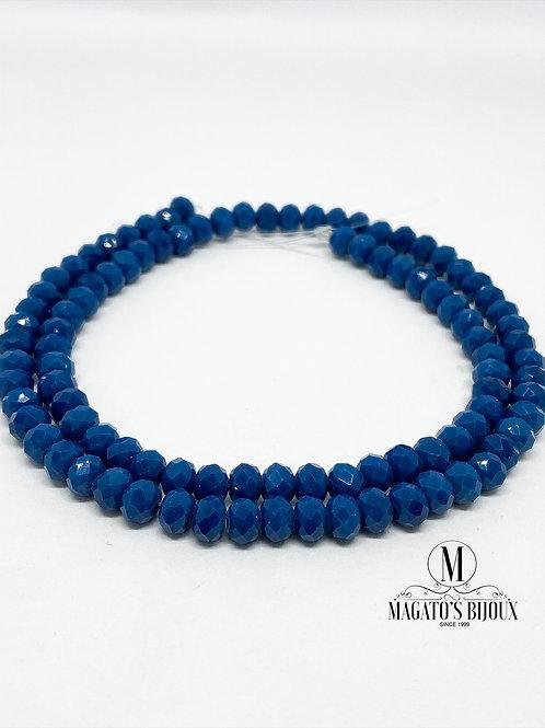 Fio de Cristal Azul 03 N° 06