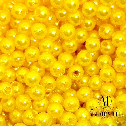 Pérola Amarela ABS  Nº 4