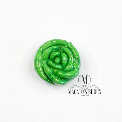 Flor de Murano - Verde