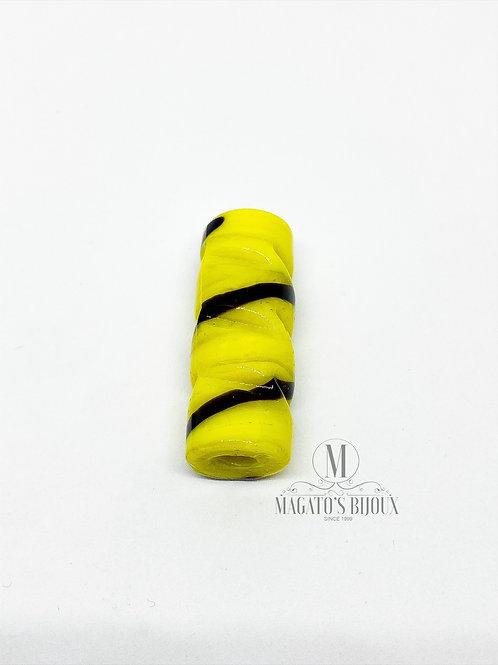 Firma Trabalhada Amarelo e Preto