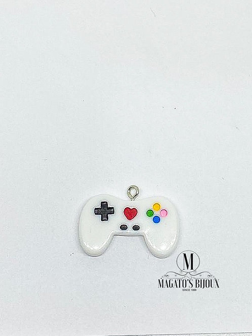 Pingente Controle de Video Game