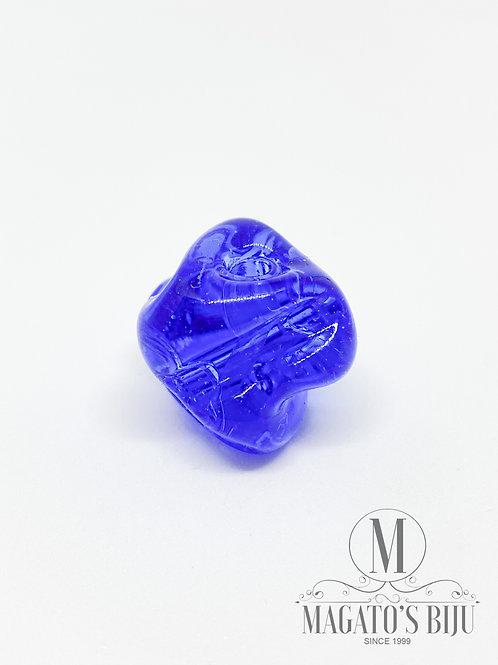 Meteoro Azul Royal Transparente (G)